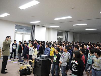 小・中学校・高校へ出前授業しています|公益財団法人 滋賀県 ...